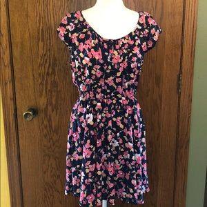 LC floral sundress